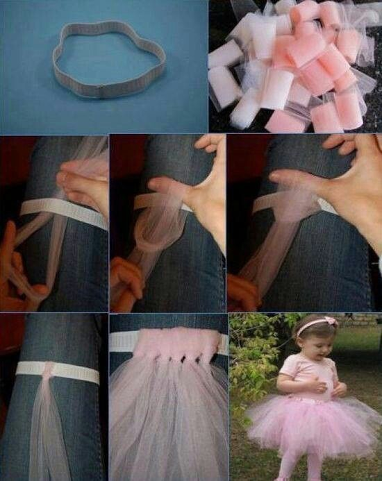Perfect Way To Make A Gorgeous Tutu