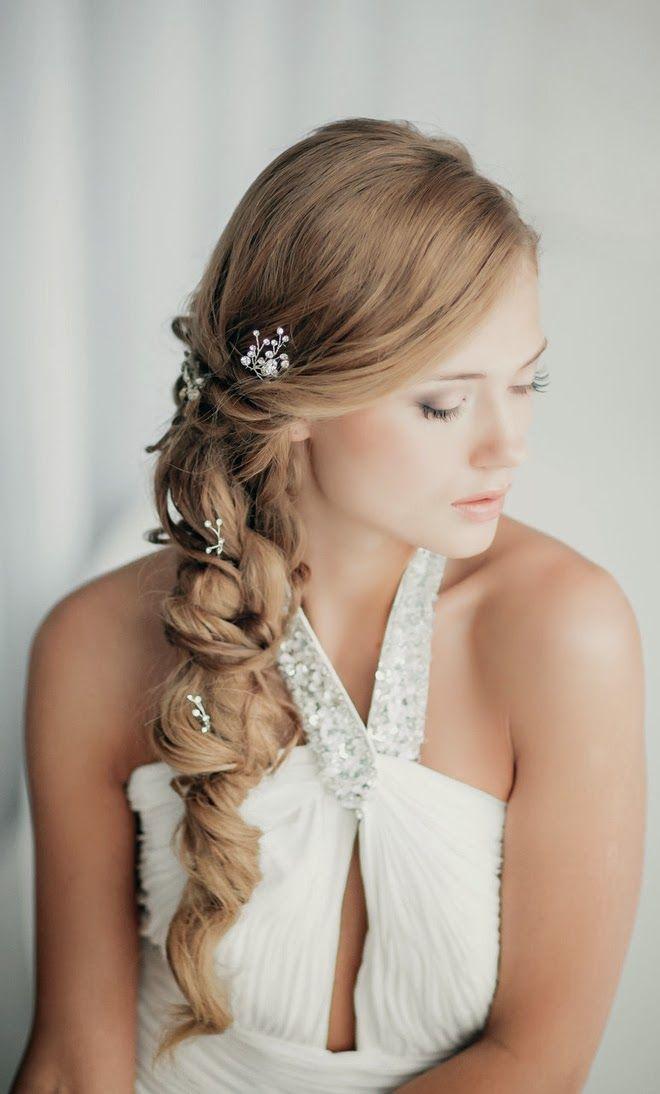 Mariage - Voler digne de mariage Idées de cheveux