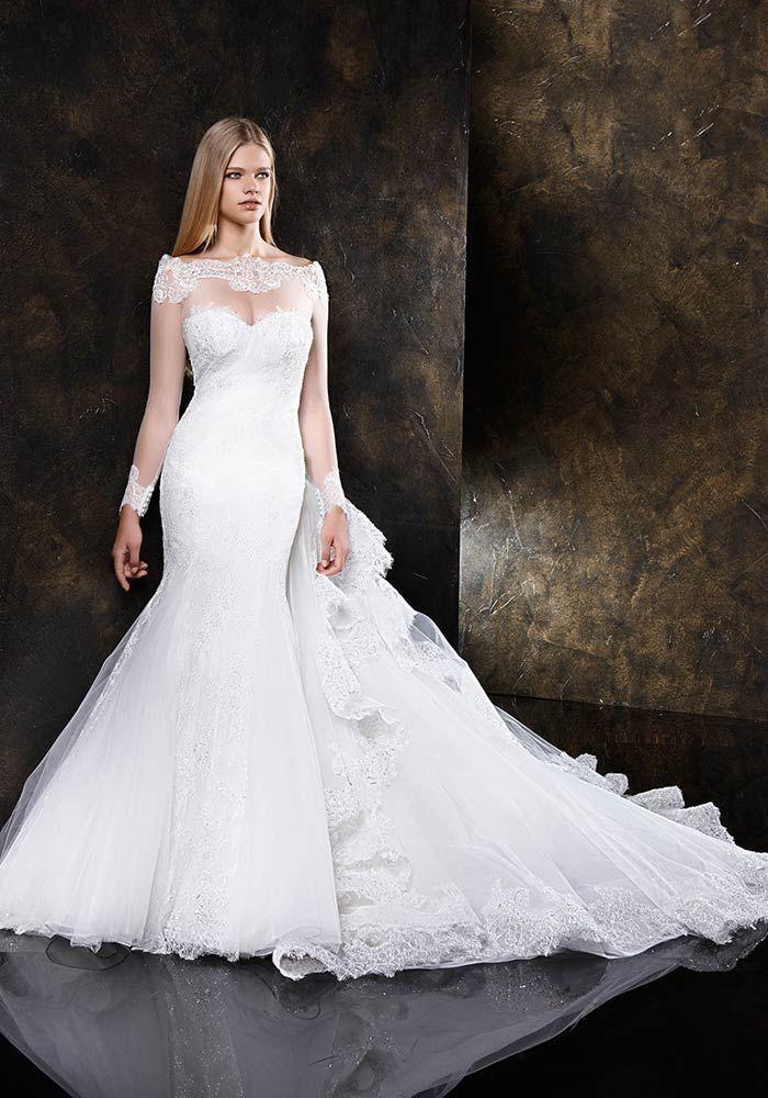 Mermaid Style Wedding Gown By Alessandro Angelozzi #2039874 - Weddbook
