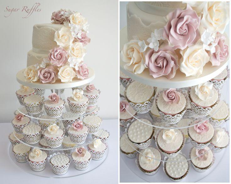 hochzeits cupcakes hochzeit cupcakes 2040337 weddbook. Black Bedroom Furniture Sets. Home Design Ideas