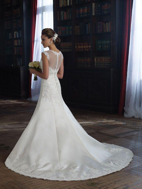 Mariage - Sirène de demoiselle d'honneur de mariée robe de soirée de mariage Proms robes de boule personnalisée Sz