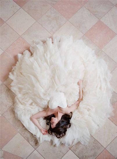 2014 Nouvelle Robe De Mariée Sur Mesure Élégant Et Romantique34-44 ...