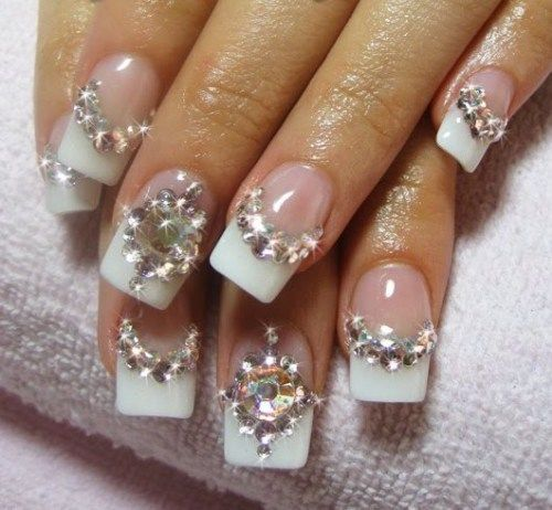 Mariage - ongles
