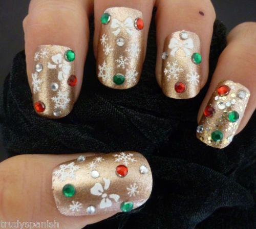 Christmas Wedding Gifts Nails 2062430 Weddbook