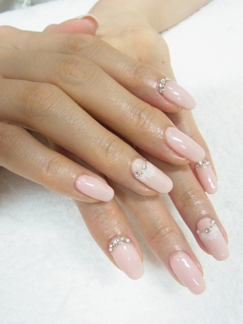 Wedding - Nails