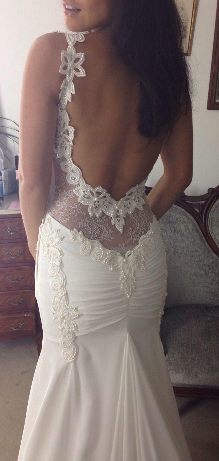 Berta Bridal Wedding Dress Sz0 2 Berta Sz 40 BRAND NEW 2158552
