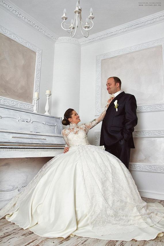 Wedding - Heavy Wedding gown