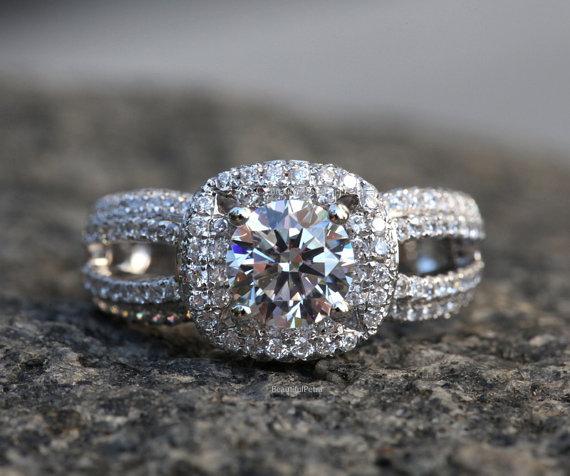 Mariage - Diamond Engagement Ring