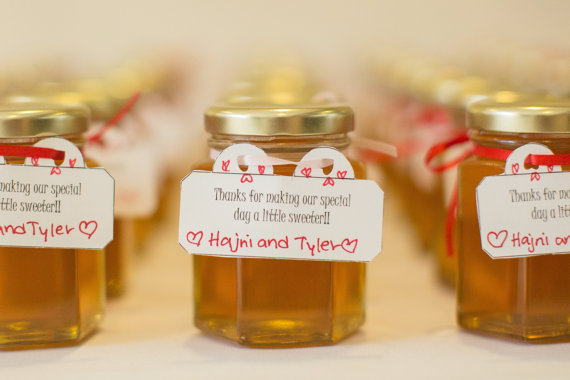 Food Favor Honey Wedding Favors Case Of 48 2253092 Weddbook