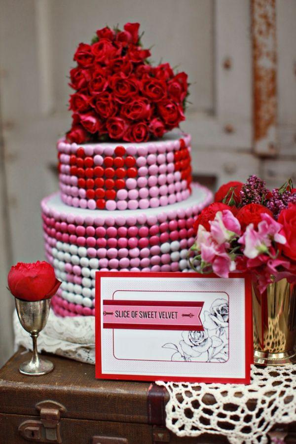 Свадьба - Hipster Valentines Day Wedding Ideas