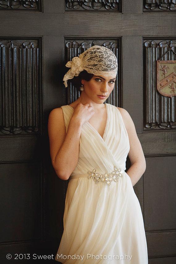 زفاف - Rhinestone Wedding Sash, Diamond Bridal Belt, Wedding Dress Sash - White Satin and rhinestone belt - New