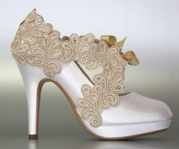Wedding Shoes amp Bridal Shoes  Davids Bridal