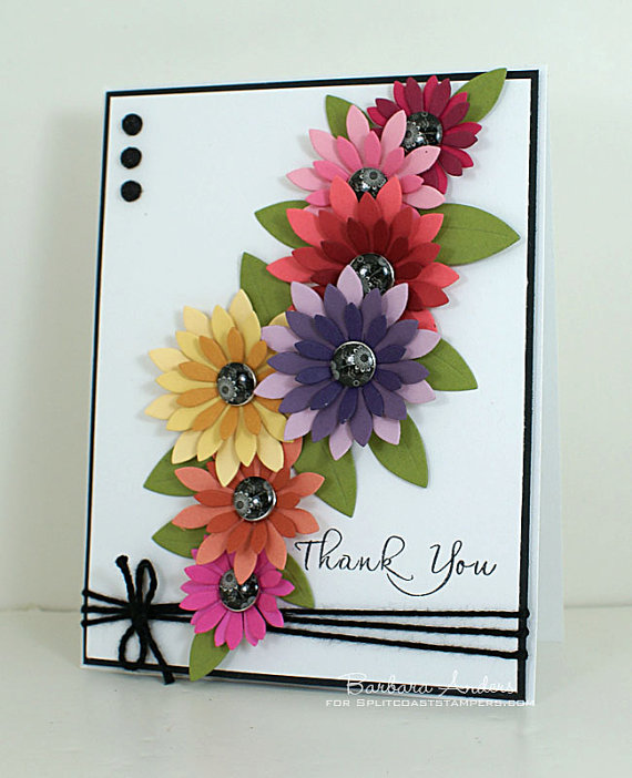 Einladung Thank You Handmade Card New 2309334 Weddbook