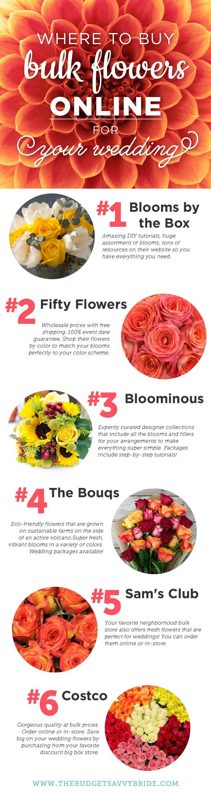 Wedding Where To Buy Bulk Flowers Online For Your Wedding