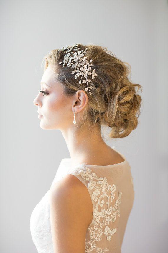 Haar Brautfrisuren Fur Mittellange Haare 2499141 Weddbook