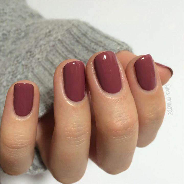 Top 12 Fall Nail Colors
