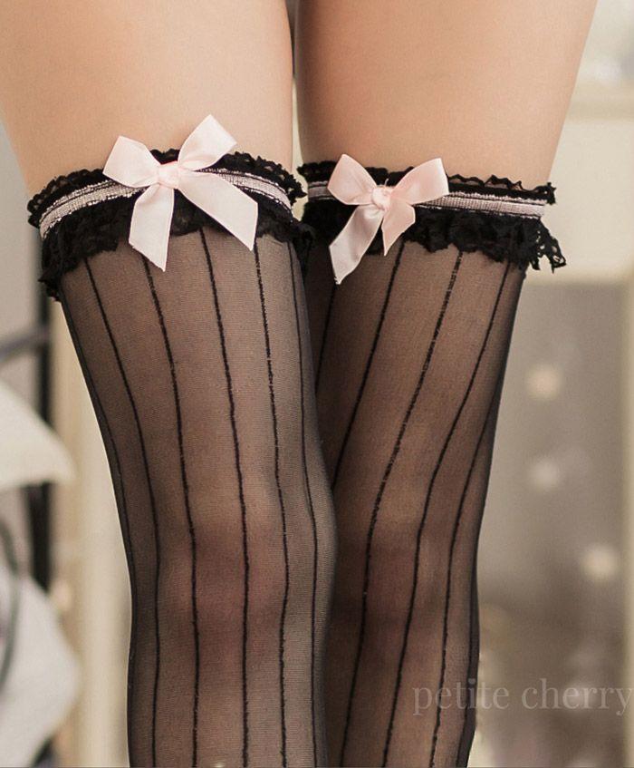 Hochzeit - BONUS Gift: Principessa Thigh Highs