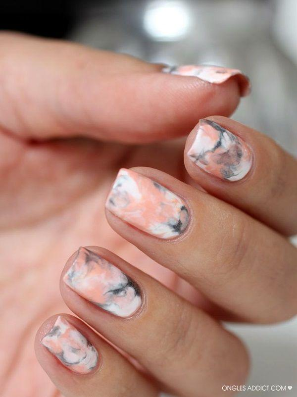Latest 45 Easy Nail Art Designs For Short Nails 2016 2508058 Weddbook