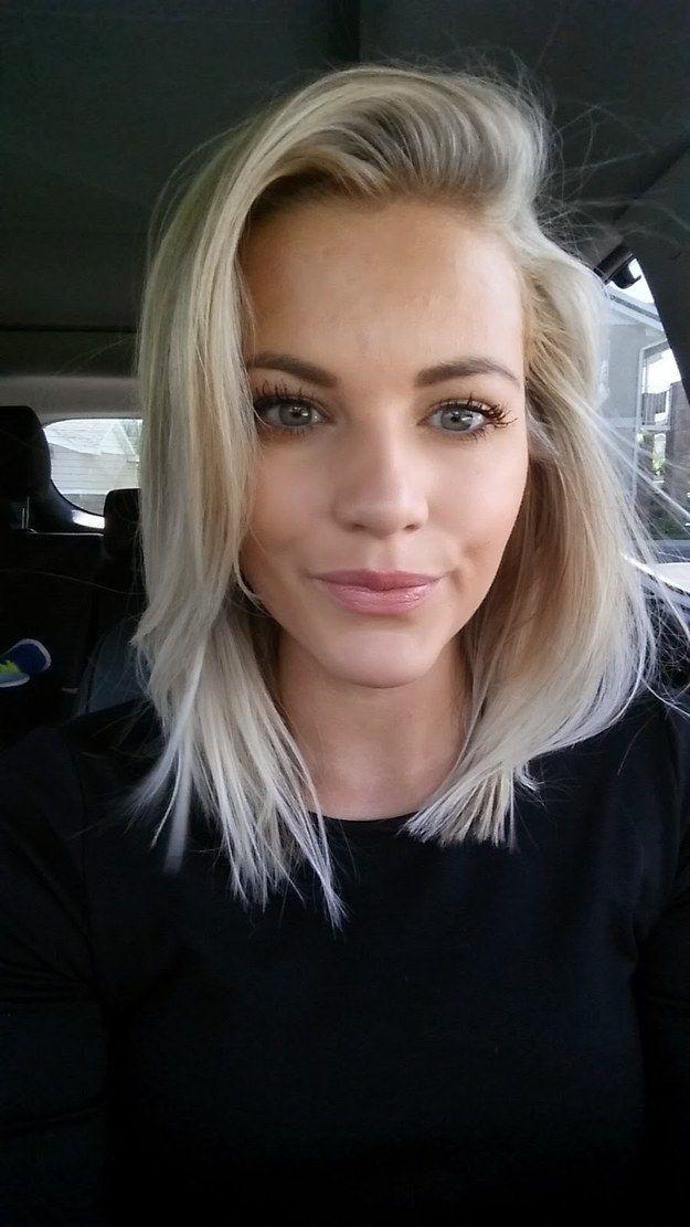 زفاف - Perfect Platinum Hair