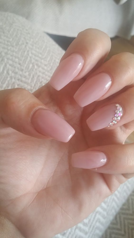Nail , 10 Princess Manicures For Your Quince! 2516139