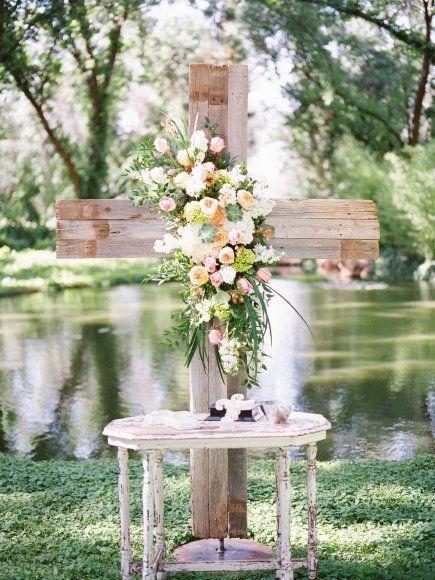 Mariage - Tailored Barn Wedding - Southern Elegance Design