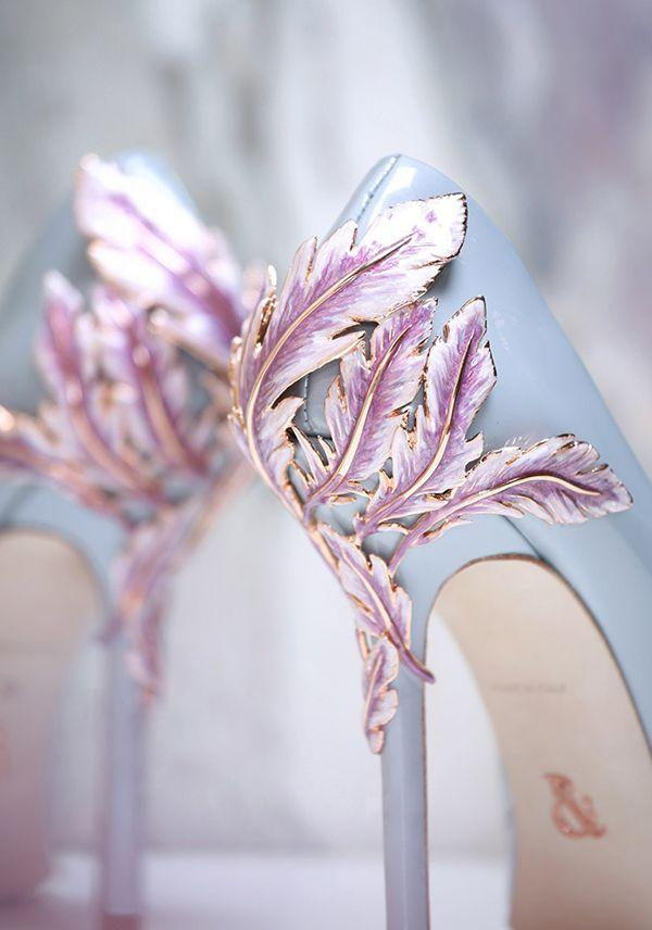 Mariage - 23 Stunning Wedding Shoes To Complete Your Fairy Tale Princess Look