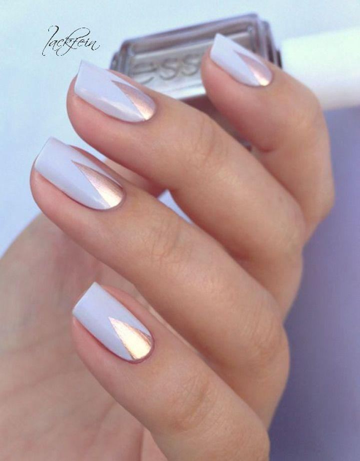 Wedding - 9 Wedding Nails Perfect For Every Bride