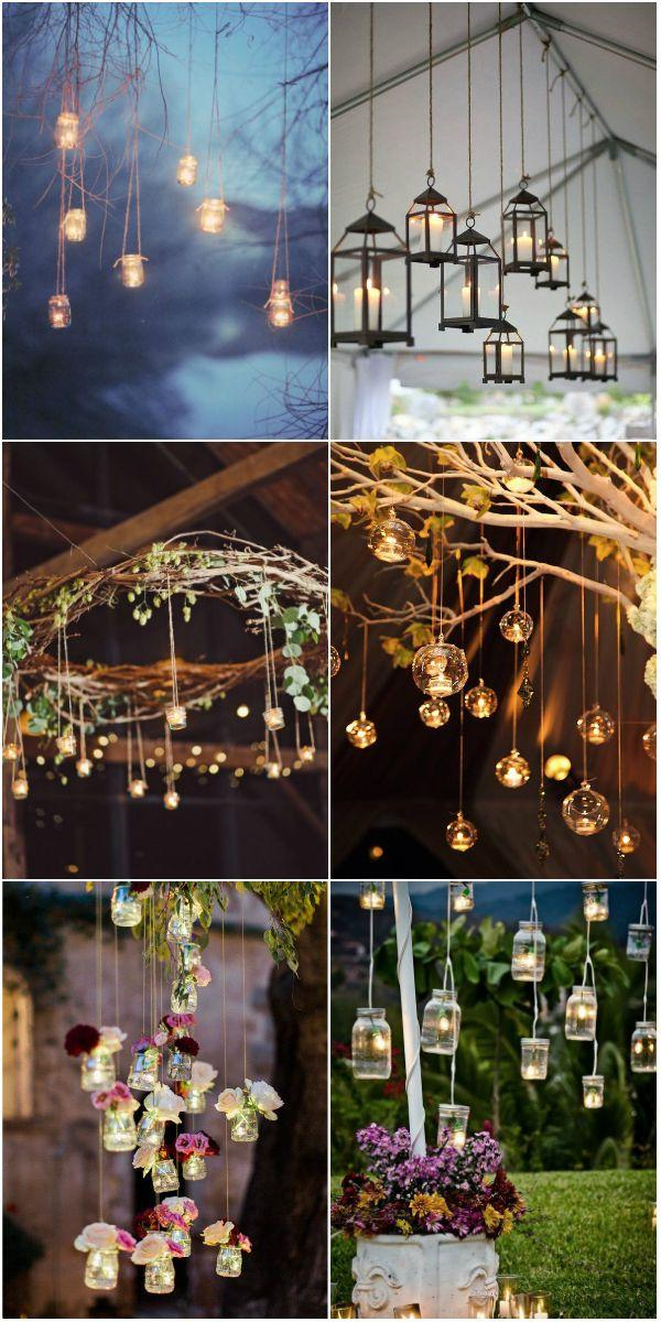 Mariage - 36 Stunning Wedding Ideas With Candles