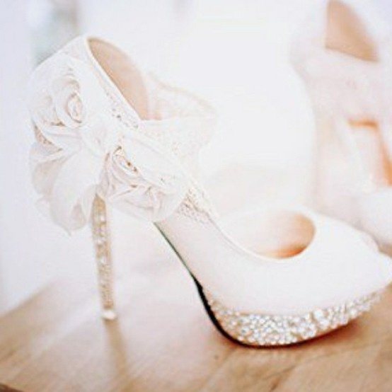 زفاف - Pretty Wedding Shoe