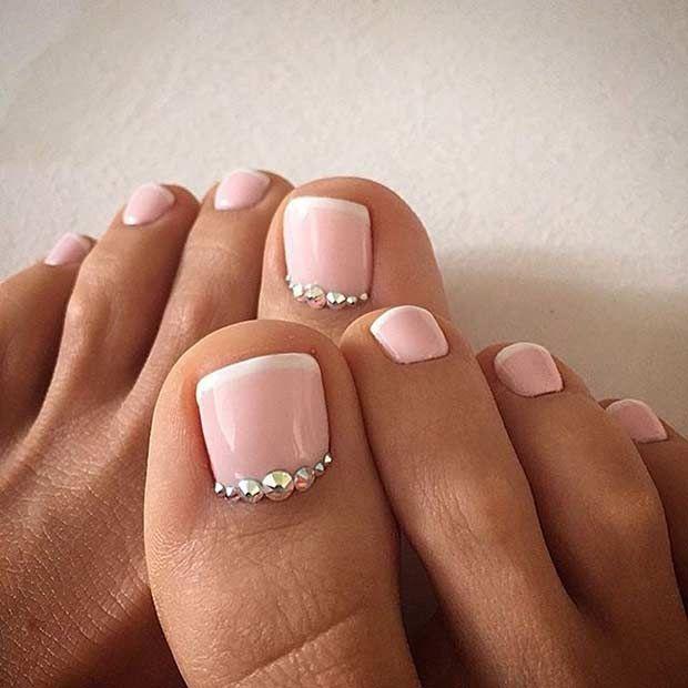 Свадьба - 31 Elegant Wedding Nail Art Designs