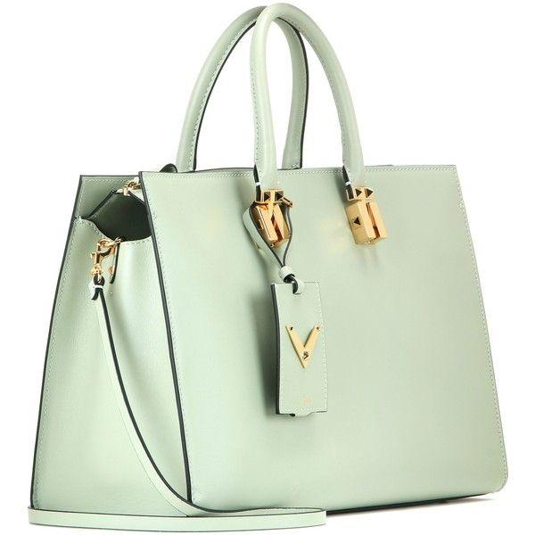 Wedding - Valentino My Rockstud Leather Tote