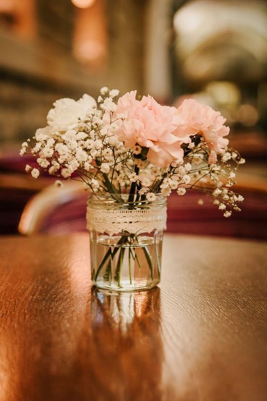 Hochzeit - 100 Country Rustic Wedding Centerpiece Ideas