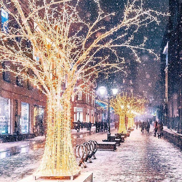 Hochzeit - Snow Day In Russia