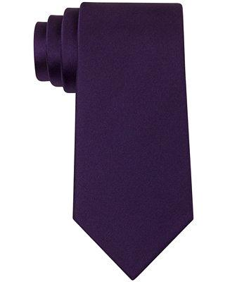 Свадьба - Kenneth Cole Reaction Kenneth Cole Reaction Solid Slim Tie