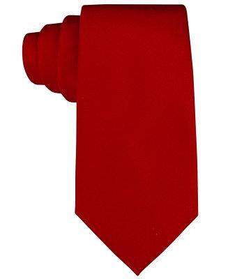 Wedding - Tommy Hilfiger Tommy Hilfiger Slim Solid Tie