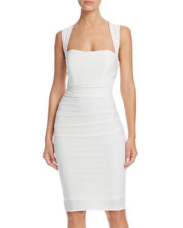 Свадьба - Laundry by Shelli Segal Twist Back Dress