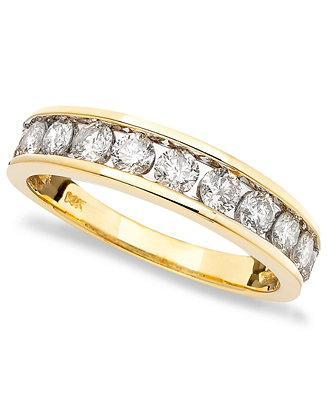 زفاف - Diamond Band (1 ct. t.w.) in 14k Gold