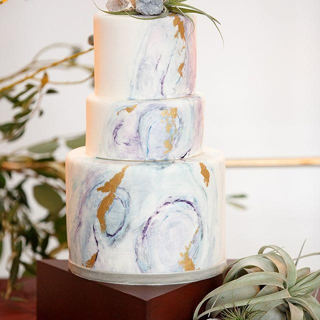 Wedding - Ruffled Cake