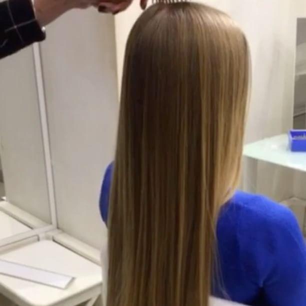 زفاف - Straight Hairs