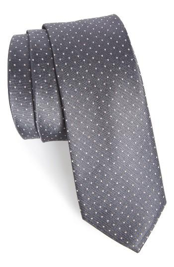 Wedding - The Tie Bar Dot Silk Tie