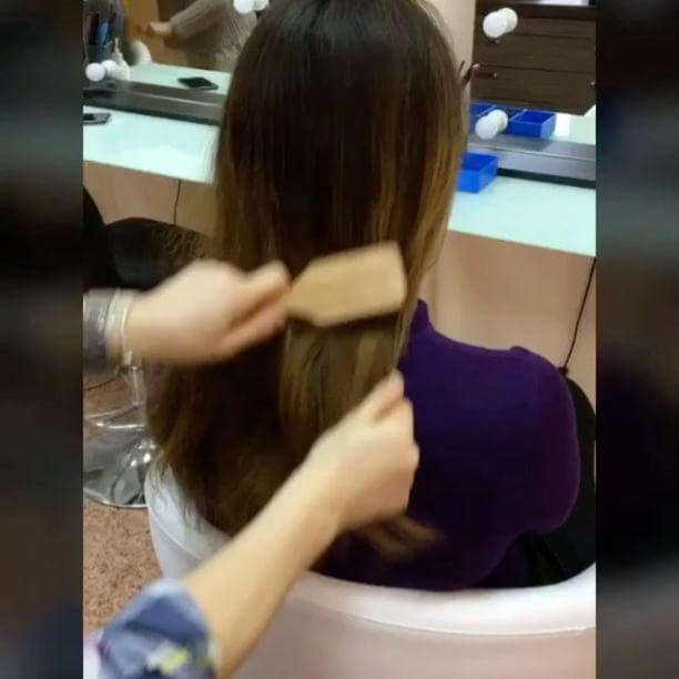 Hochzeit - hairstyle