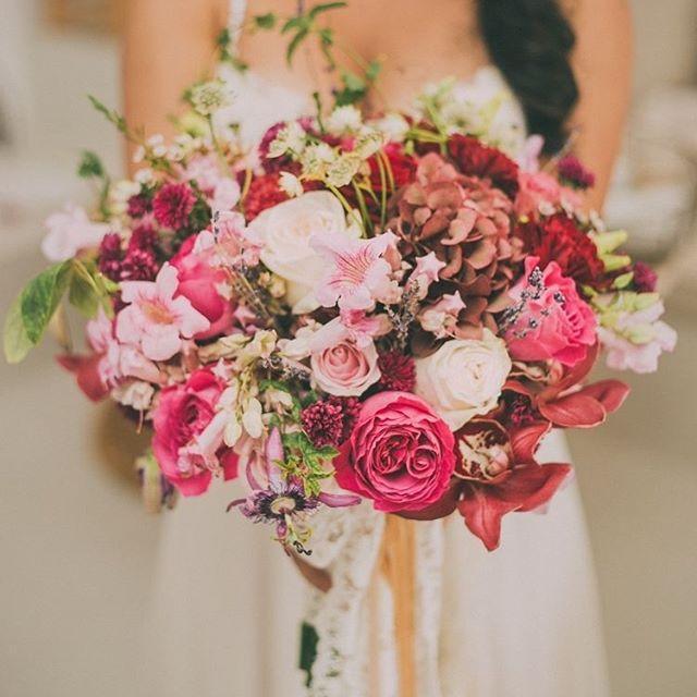 Свадьба - Blush Bridal Bouquet