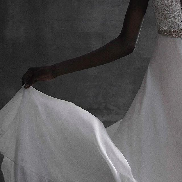 Mariage - stunning gown