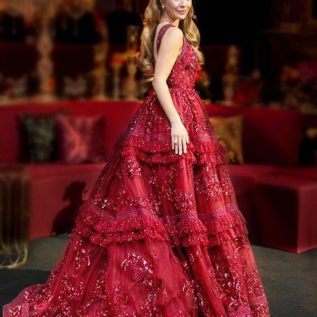 Hochzeit - Charming Red Dress