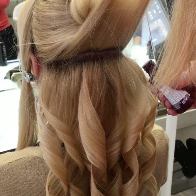 Wedding - Stylish Hair