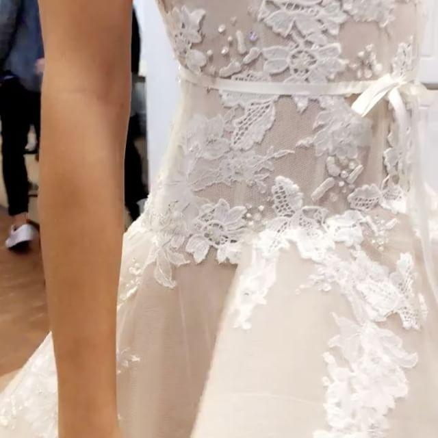 Wedding - Lovely White Wedding Gown