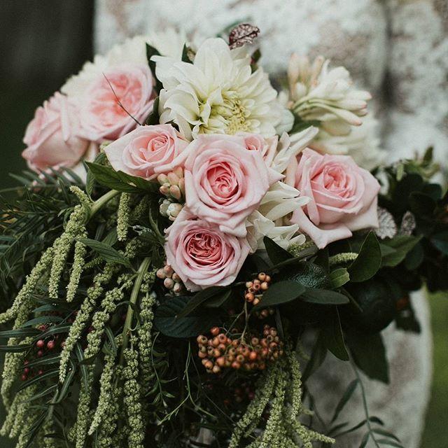 Hochzeit - Fresh Bouquet