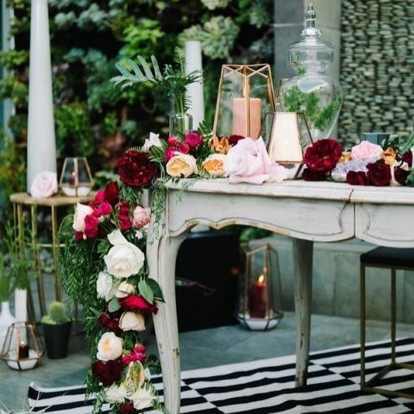 Wedding - Rénuphée Clark
