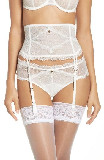 Wedding - Chantelle Intimates 'Presage' Garter Belt