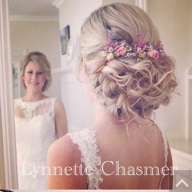 Wedding - Creative Bridal Hairstylist